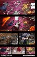 火影忍者漫画彩色版