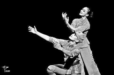南沙也香磁力迅雷 上海芭蕾舞团舞剧《闪闪的红星》北京首演
