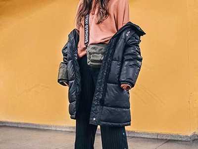 冬季服装搭配图片 冬装时尚搭配图片赏析