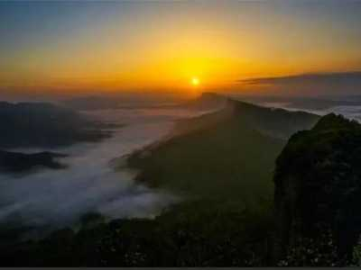 剑阁旅游 广元剑阁这些风景秀美的自然景点也适合你去旅游