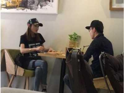 马宥熙和乔任梁 疑似乔任梁前女友马宥熙进驻焦点
