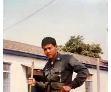 杨贵媚年轻时照片 网友爸爸神似彭于晏走红